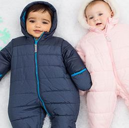 50% Off + Up to Extra 20% Off + Free Shipping All Outerwear @ Carter's