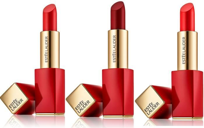 New Release Estee Lauder launched New Limited Edition Le Rouge Pure Color Envy Sculpting Lipstick