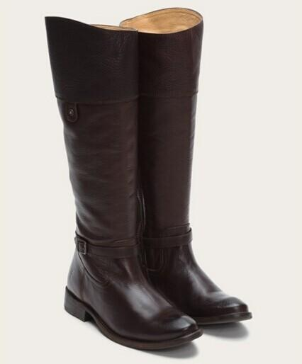 Frye Shirley Rivet Tall Boot @ Neiman Marcus