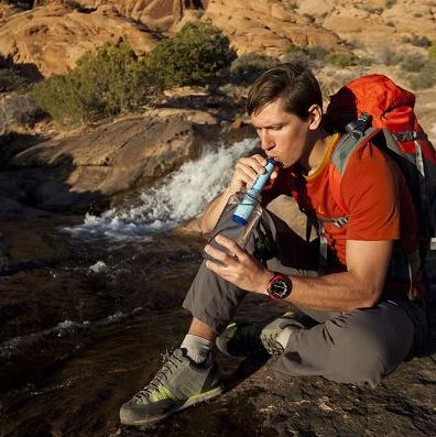$14.3 LifeStraw Personal Water Filter