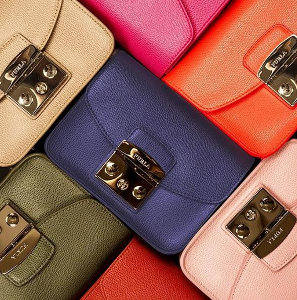 20% OFF during Friends and Family Sale Furla Metropolis Mini Crossbody Bag  @ Forzieri