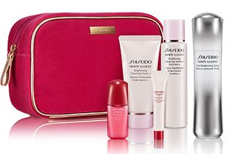 $170 The Power to Brighten Set ($251 Value) @ Shiseido