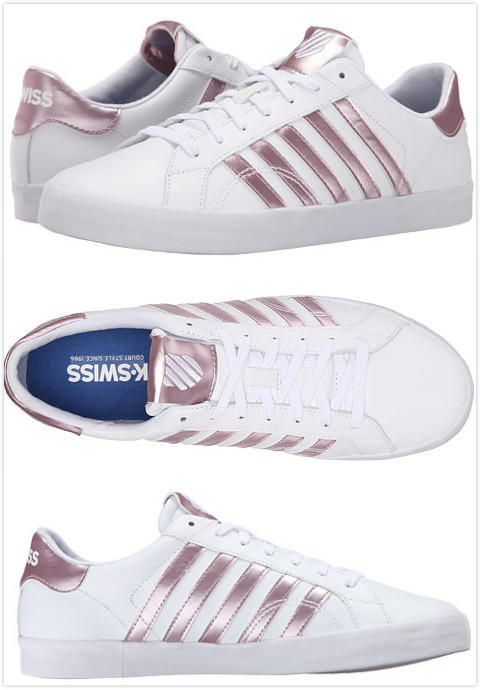 K-Swiss Belmont So Women's Sneakers On Sale @ 6PM.com