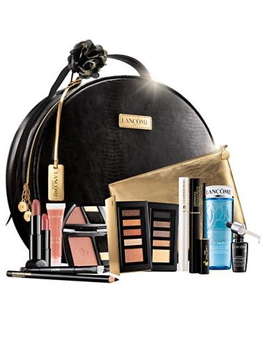 10% Off + $ 59.5 Buy 13-Piece Chic Neutral Day Holiday Beauty Box( $308 Value) Lancome Set & Lord & Taylor