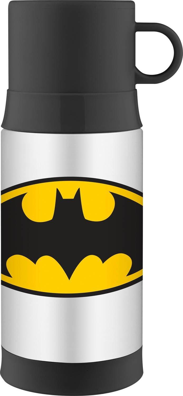Thermos Funtainer 12 Ounce Warm Beverage Bottle, Batman