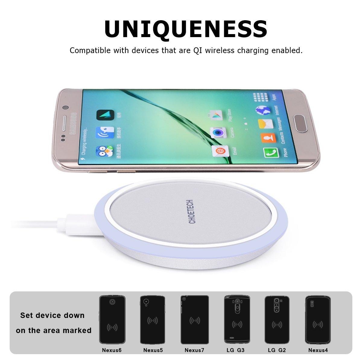 CHOE Circle Qi Wireless Charger