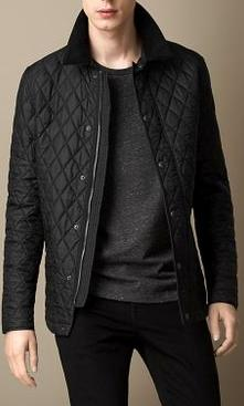 $50 Off $200, $100 Off $400 Burberry Brit Men's Jacket @ Neiman Marcus