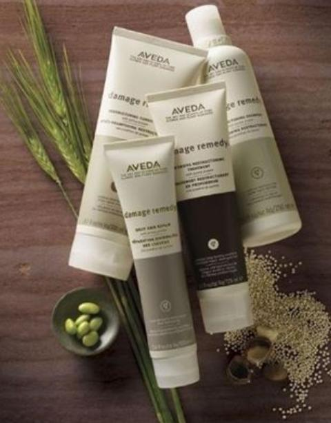 Free 5-star sample set with Any Order over $35 @ Aveda