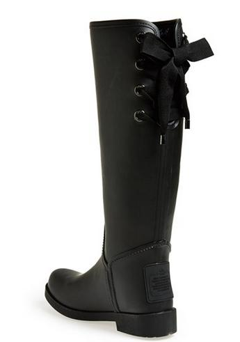 COACH 'Tristee' Waterproof Rain Boot