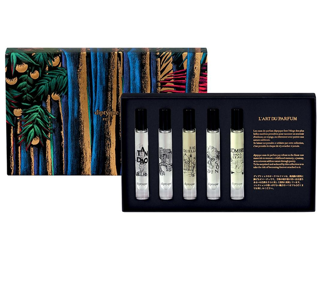 New Release Diptyque launched New Eau de Parfum Discovery Set