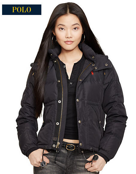 Up to 50% Off + Extra 15% Off Select Down Coat @ Ralph Lauren