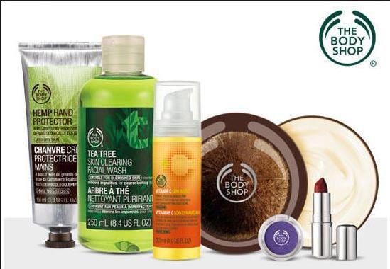 50% OFF Sitewide + Free Body Butter with $60 purchase @ The Body Shop