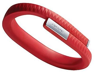 Jawbone UP Light Grey Fitness Tracker