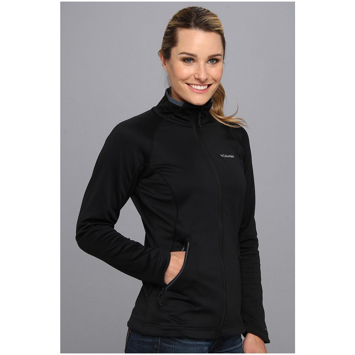 Columbia Sportswear Women's Evap-Change Fleece Jacket