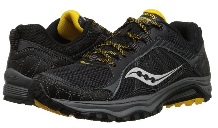 Saucony Men's Excursion TR9 Running Shoe
