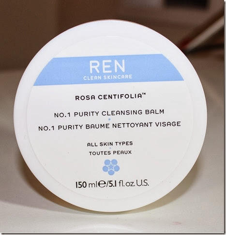 REN Rosa Centifolia No 1 Purity Cleansing Balm @ SkinStore