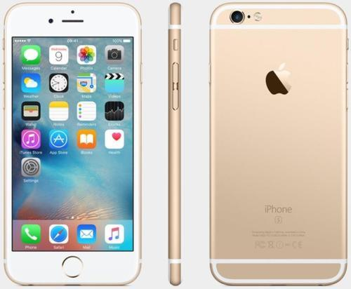 $639 Apple iPhone 6s 16GB Factory GSM and CDMA Unlocked Smartphone