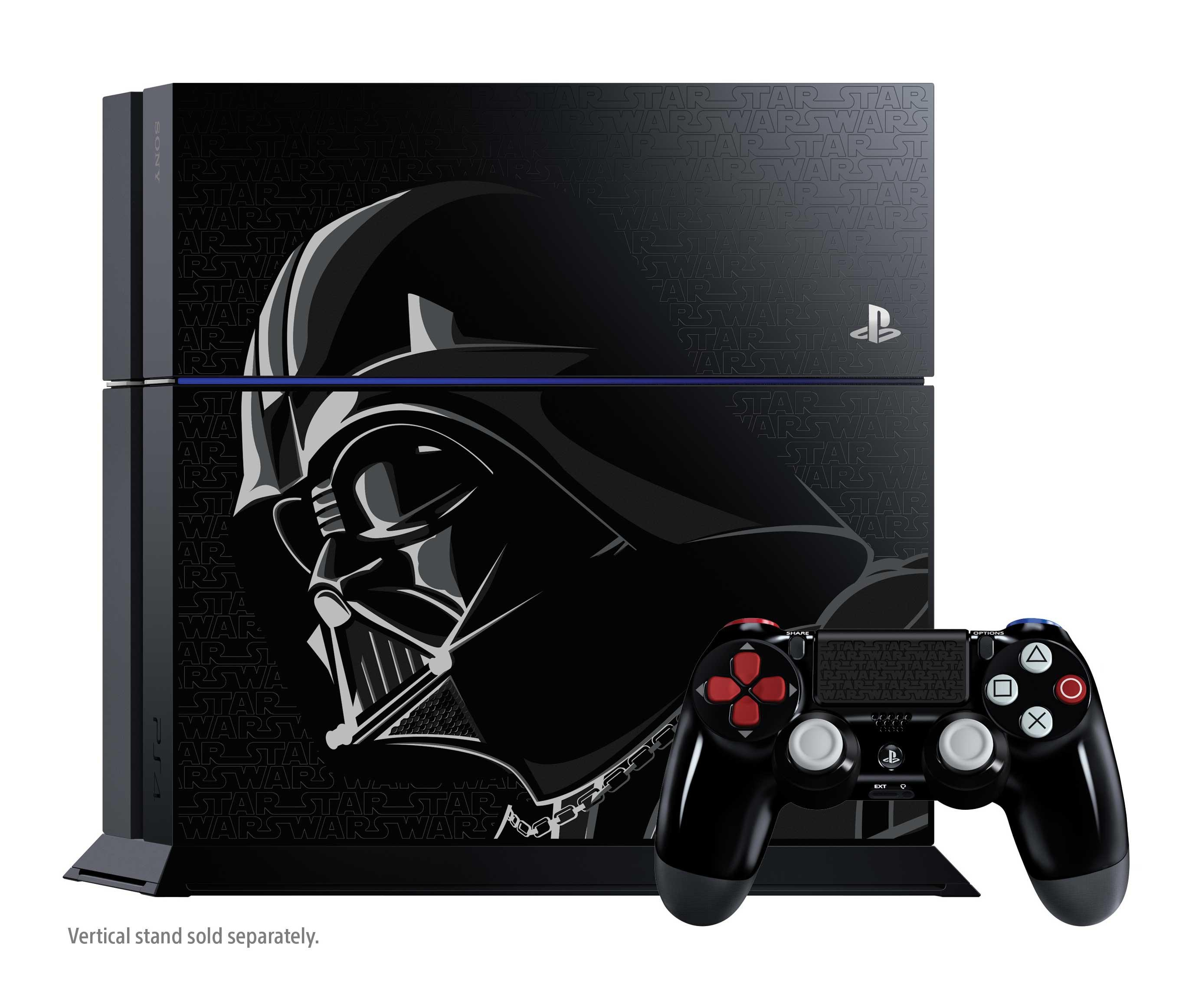 $399.99 PlayStation 4 500GB Limited Edition Star Wars Battlefront Console