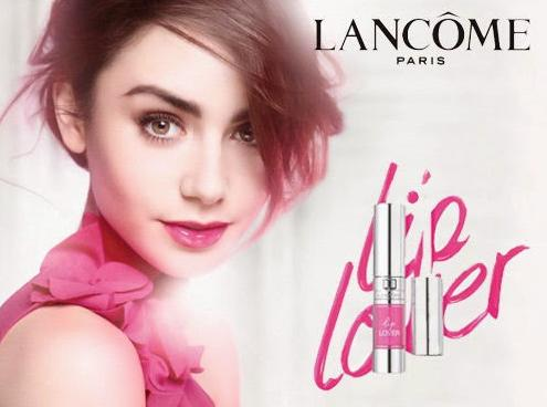 15% Off + 7 deluxe samples Lancôme Lip Lover Dewy Intense Lip Color @ Lancome