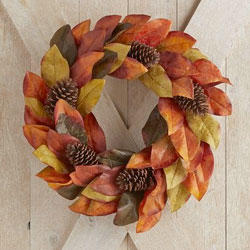 20% Off All Wreaths, Garlands and Floral Arrangements @ Pier 1 Imports