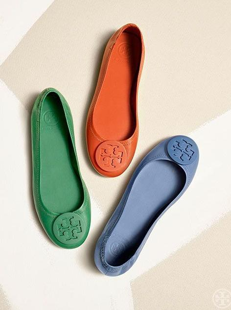 From $129 Ballet Flat On Sale @ Tory Burch