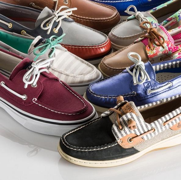 Up to 70% Off Sperry Top-Sider Women's Boat Shoes @ 6PM.com