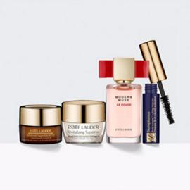 Free 4 Pc Gift with $50 Estee Lauder Purchase @ Estee Lauder