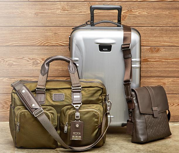 Up to 60% Off Select Tumi Luggage, Bags & Men's Clothing  @ Nordstrom Rack