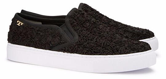 Tory Burch Rosette Slip-on Sneaker,only big sizes left