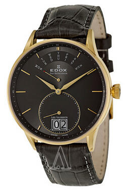Up to 84% Off Select Edox Watches @ Ashford
