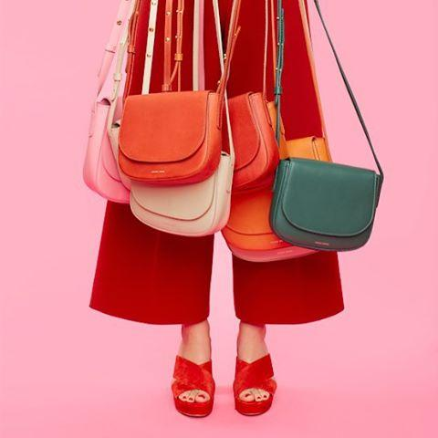 From $190 Mansur Gavriel Bags @ Various Stores