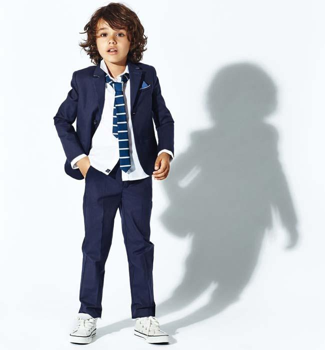 Up to 75% Off Select Boys' Suits @ MYHABIT