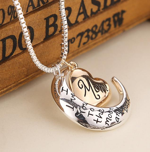 All for $19.99 Sterling Silver Sentiment Pendants @ Amazon.com