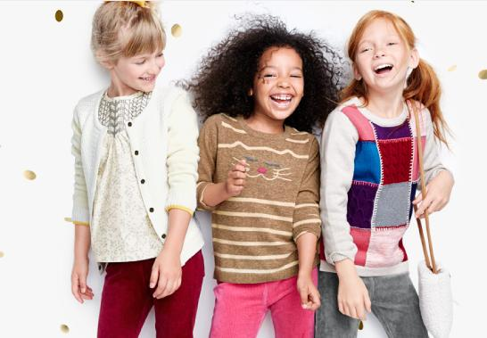 40% Off+Extra 20% Off All Girls Apparel @ Hanna Andersson