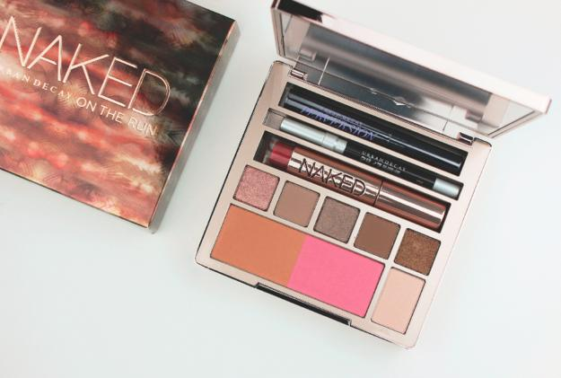 Urban Decay Cosmetics Naked On The Run (Limited Edition)