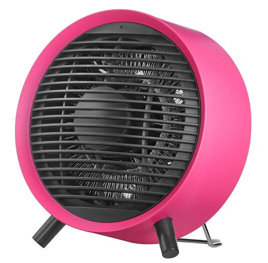 Insignia Portable Wire Heater Pink