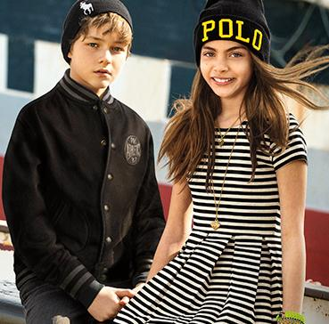 25% Off Ralph Lauren Childrenswear @ Bloomingdales