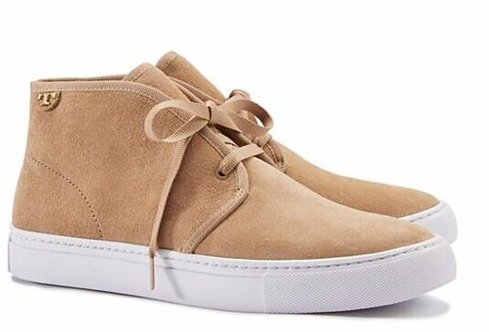 IGGY LACE-UP SNEAKER @ Tory Burch