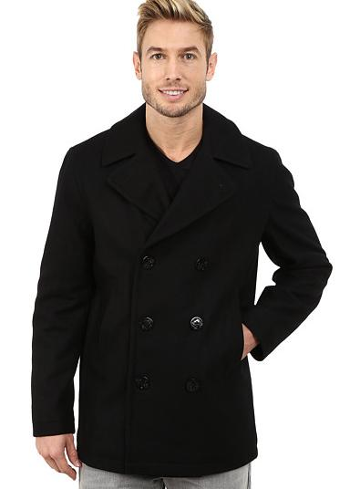 Up to 80% Off Men's Wool Coats & Outerwear @ 6PM.com