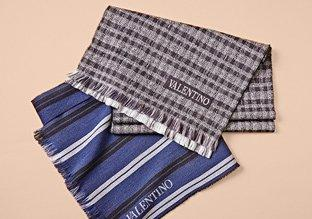 Up to 76% Off VALENTINO SCARVES @ MYHABIT