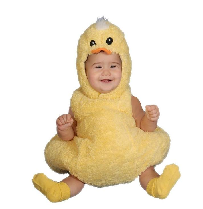 Dress Up America Cute Little Baby Duck