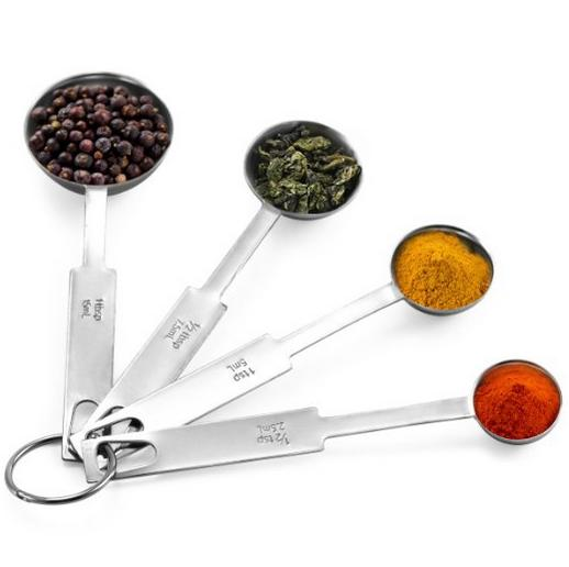 X-Chef Stainless Steel Measuring Spoons