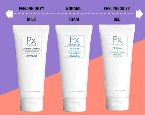 Free Cleanser with $35 purchase @ Prescriptives.com