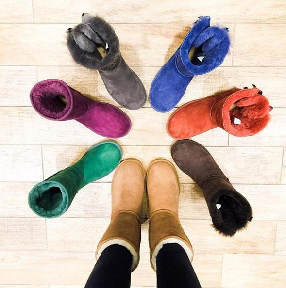 Dealmoon Exclusive Extra 10% Off UGG Women's Boots On Sale @ 6PM.com