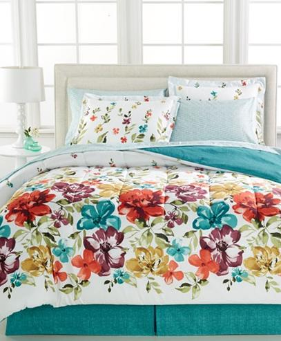 From $19.99 Select Comforter Set Sale @ Macy's