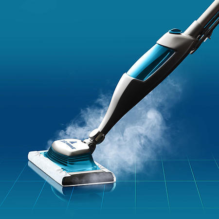 Swiffer Bissell Steamboost Steam Mop Starter Kit, 1.0 Kit