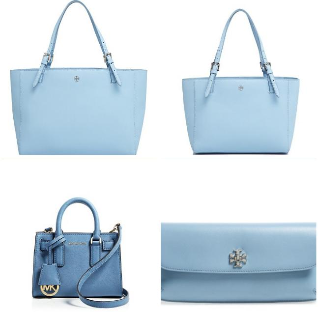 Up to 70% Off Blue Handbags Sale @ Bloomingdales