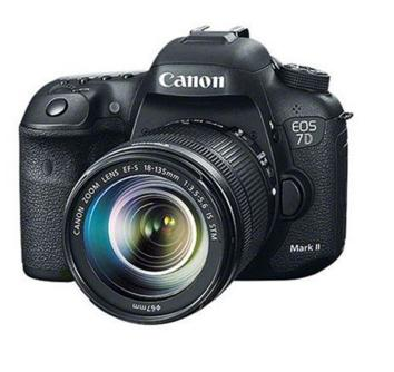 1499.95 Canon EOS 7D Mark II Digital SLR Camera with EF-S 18-135mm IS STM Lens Kit