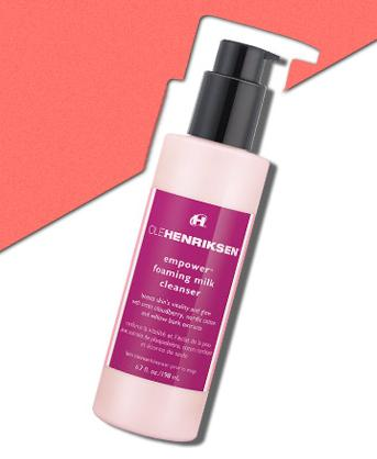 Dealmoon exclusive! FREE Ole Henriksen Empower Foaming Milk Cleanser deluxe sample with any $25 purchase @ Sephora.com