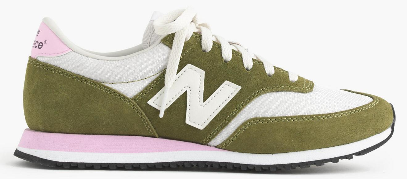WOMEN'S NEW BALANCE® FOR J.CREW 620 SNEAKERS @ J.Crew